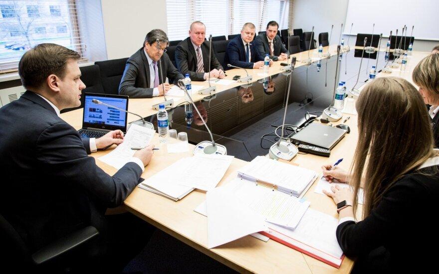 Tyrimo dėl LRT išvados projekte – siūlymas keisti valdymą