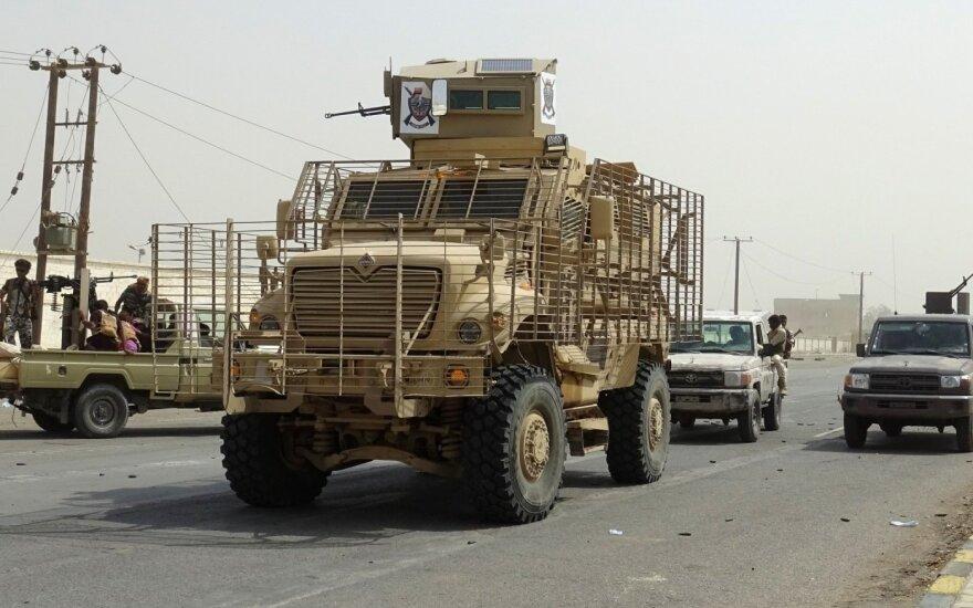 Vašingtonas stabdo savo svarbų indėlį į Jemeno konfliktą