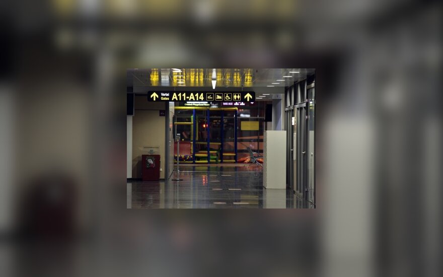Pernai Vilniaus oro uoste keleivių padaugėjo penktadaliu