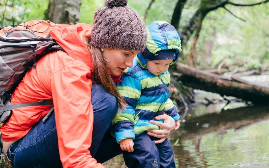 Mokslininkai tvirtina, kad net ir trumpas pasivaikščiojimas gamtoje turi poveikį žmogaus sveikatai