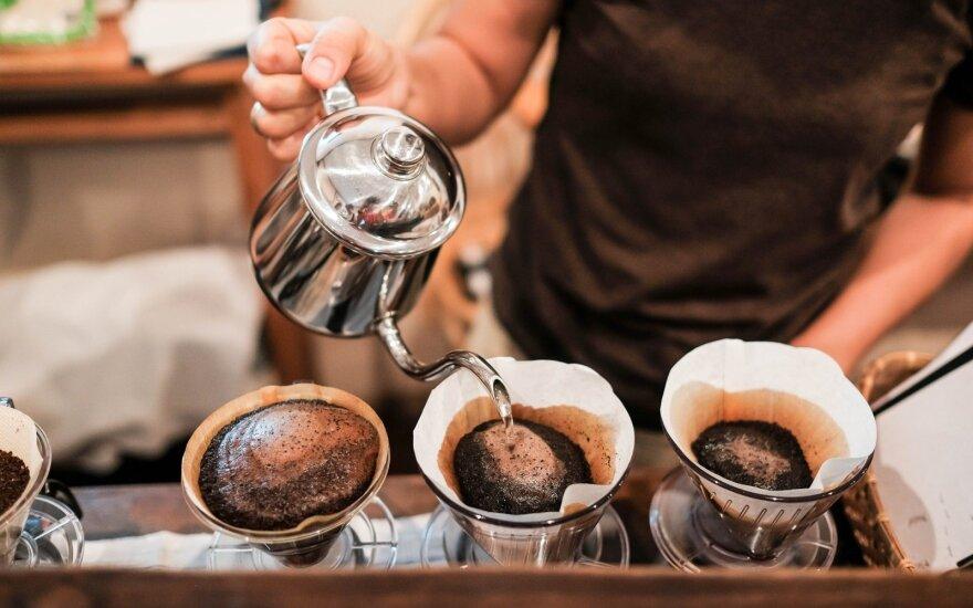 Sukūrė ateities kavą, kurioje... nėra kavos