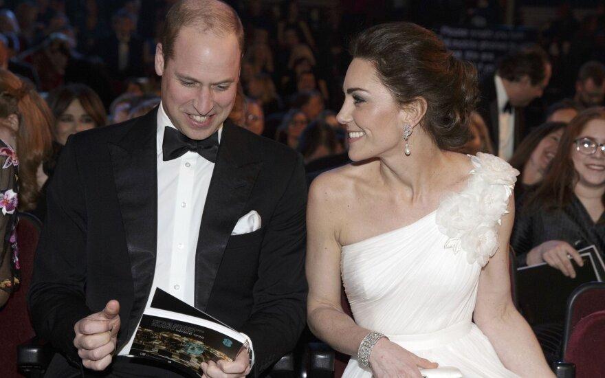 Princas Williamas, Kate Middleton