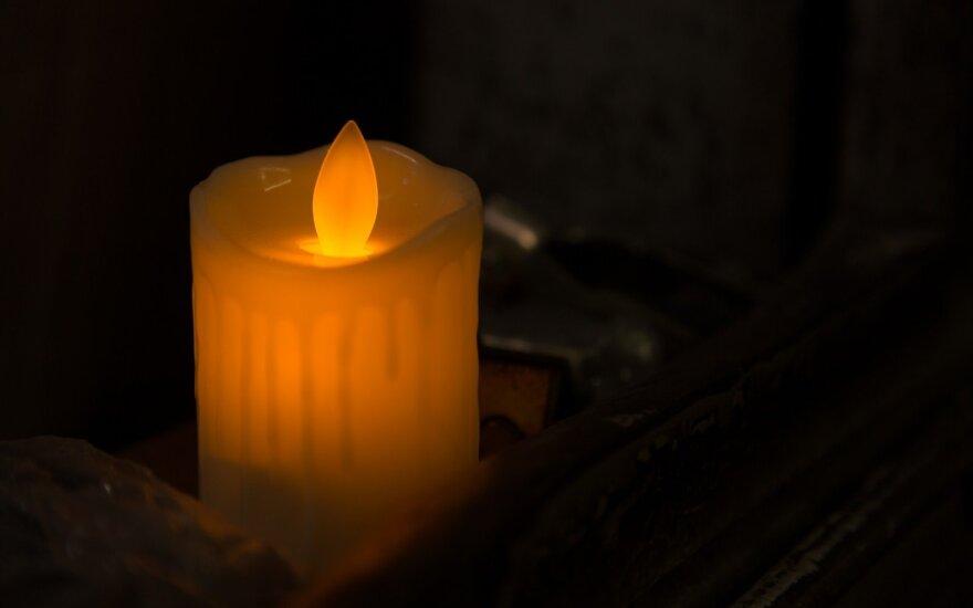 LED žvakė