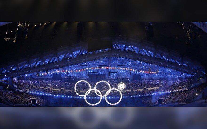 Nuomonė. Kaip Rusija olimpinę dvasią trypė...