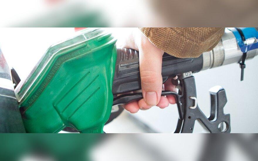 Pagal benzino kainas Lietuva – 27-oje vietoje pasaulyje
