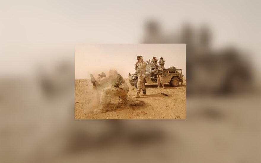 JAV kariai, JAV pajėgos