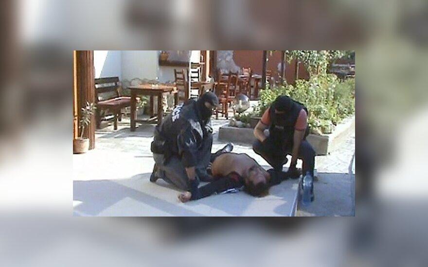 Henriko Daktaro sulaikymas Bulgarijoje
