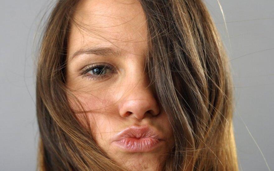 Kaip sumažinti veido plaukuotumą?