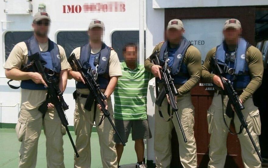 Estų apsaugininkai Somalyje
