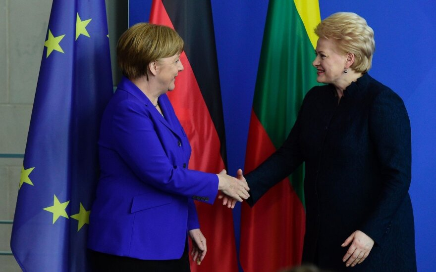 Lietuva svarsto sutartį su Vokietija dėl pabėgėlių grąžinimo
