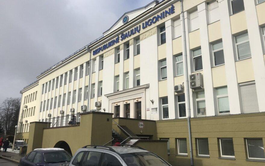 Šiaulių respublikinė ligoninė