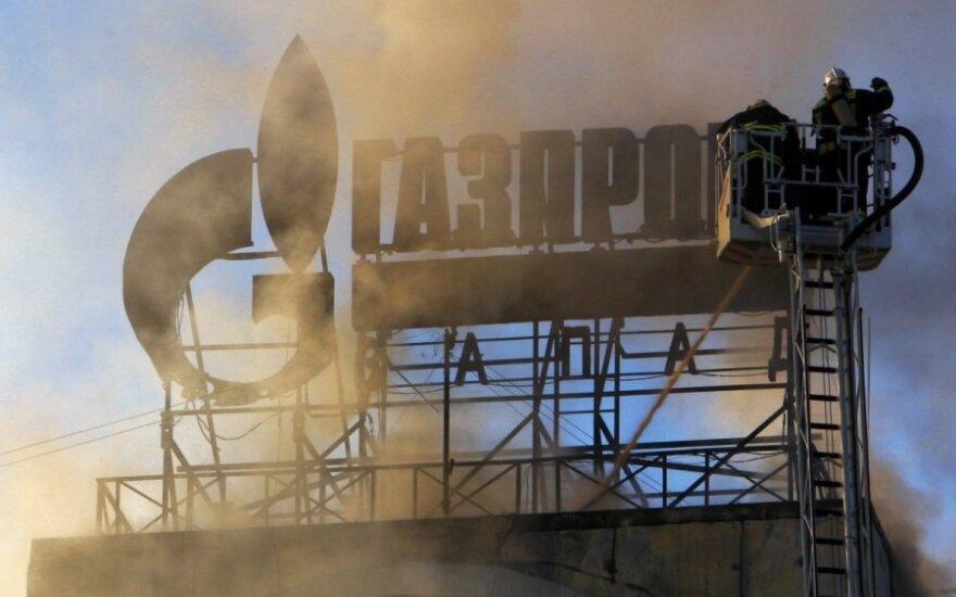 EU antitrust chief: Gazprom's case is not political