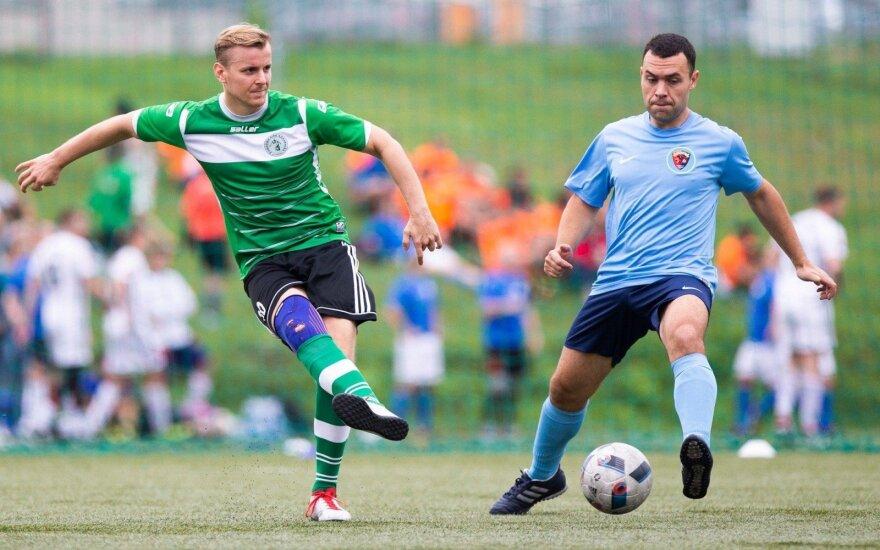 Advokatų futbolo turnyras Vilniuje