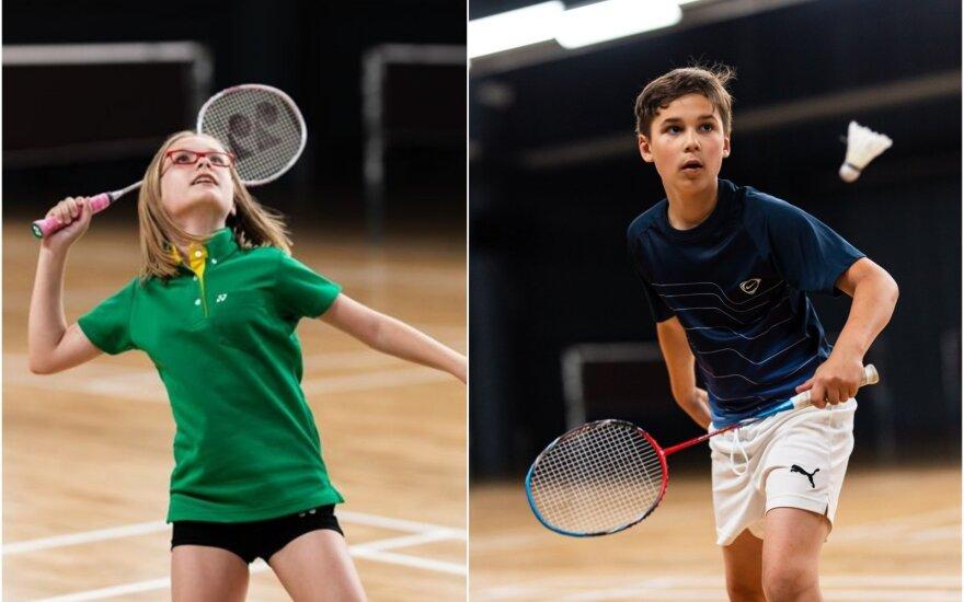 Penkios priežastys, kodėl jūsų vaikui reikia badmintono