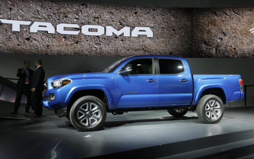 """""""Toyota Tacoma"""""""