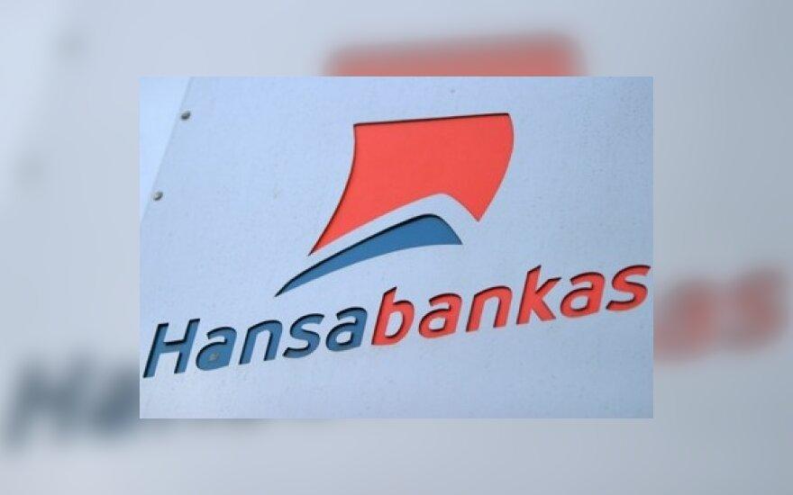 """Bankas """"Hansabankas"""" keičia juridinį pavadinimą į """"Swedbank"""""""