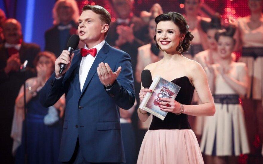 Mindaugas Stasiulis ir Karina Stungytė