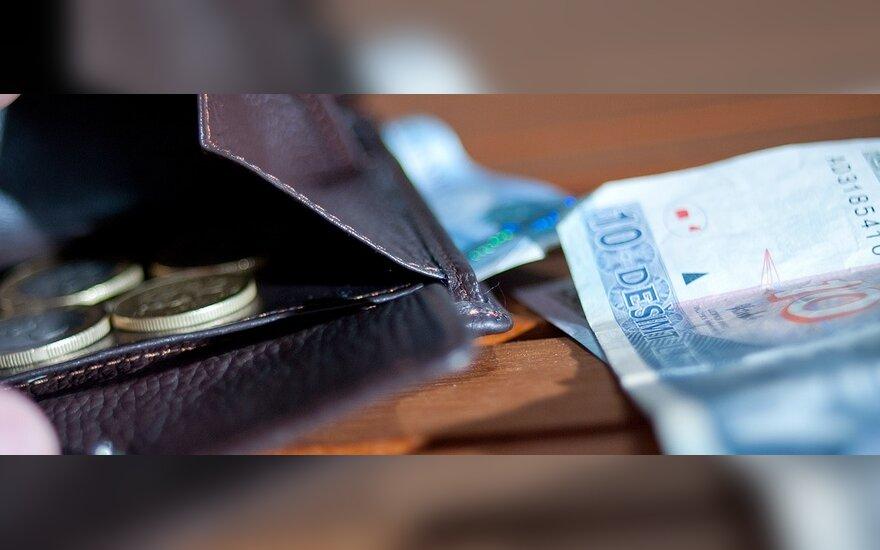 Studentės biudžetas – 100 litų per savaitę