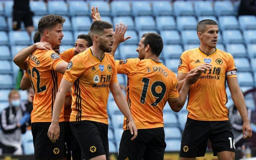 Wolverhampton Wanderers futbolininkai