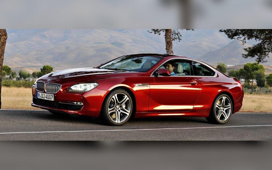 BMW 6 serijos kupė