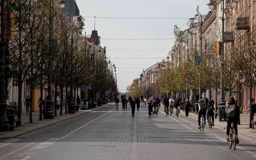 Eismo pokyčiai Vilniuje: dalis Senamiesčio automobiliams užsidarys