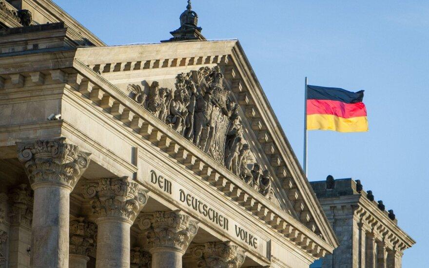 Darbo užmokestis Vokietijoje auga sparčiau negu kitose euro zonos šalyse