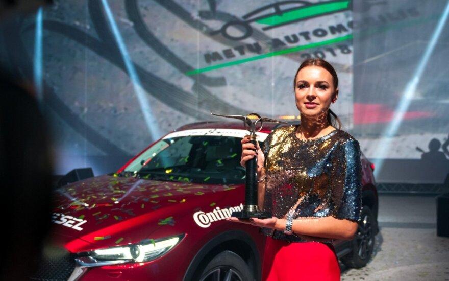 """""""Lietuvos metų automobilis 2018"""" – """"Mazda CX-5"""""""