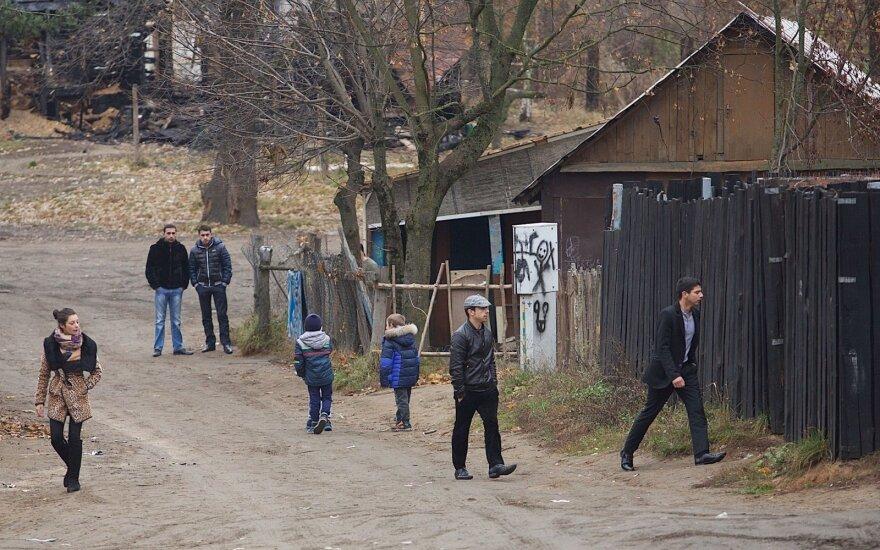 Vilnius endorses plans to break up Roma settlement