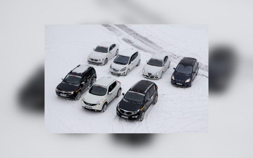"""Paaiškėjo Lietuvos """"Metų automobilio 2011"""" finalininkai"""