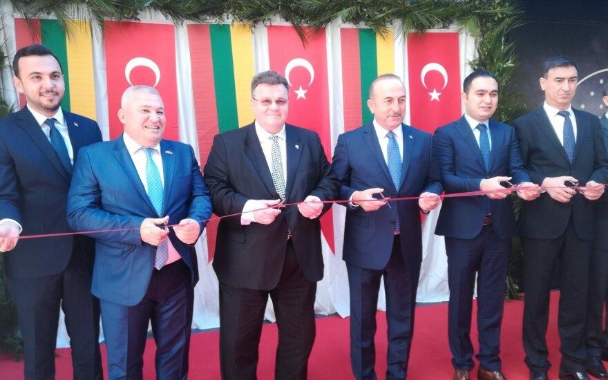 Garbės konsulatas Turkijoje