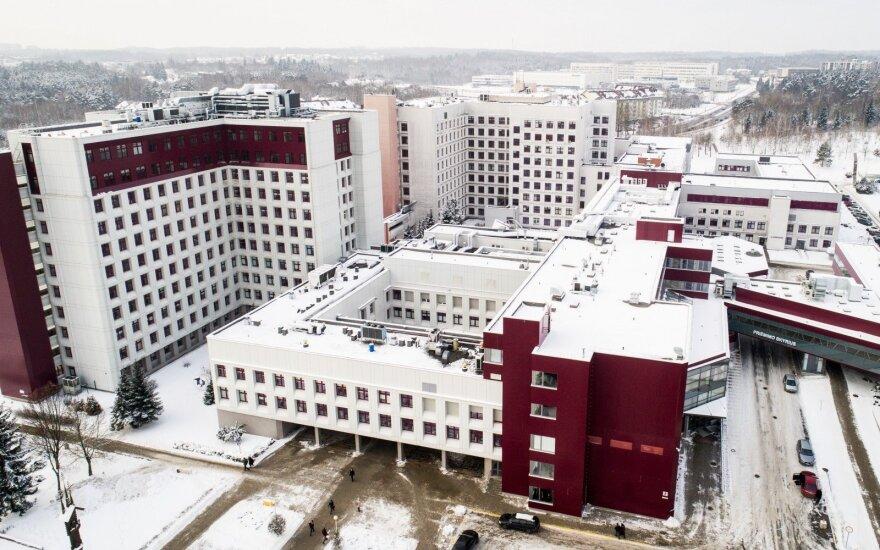 Pūras: VU Medicinos fakultete ir Santaros klinikose klesti nepotizmas ir korupcija