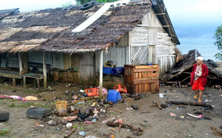 Cunamis Indonezijoje