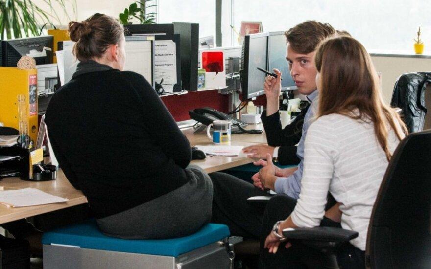 Finansų ministerija kartu su Lietuvos banku rengia naujus pasiūlymus, padėsiančius verslui