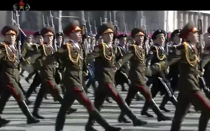 Ekspertas apie pokyčius Šiaurės Korėjoje: tai neįtikėtina