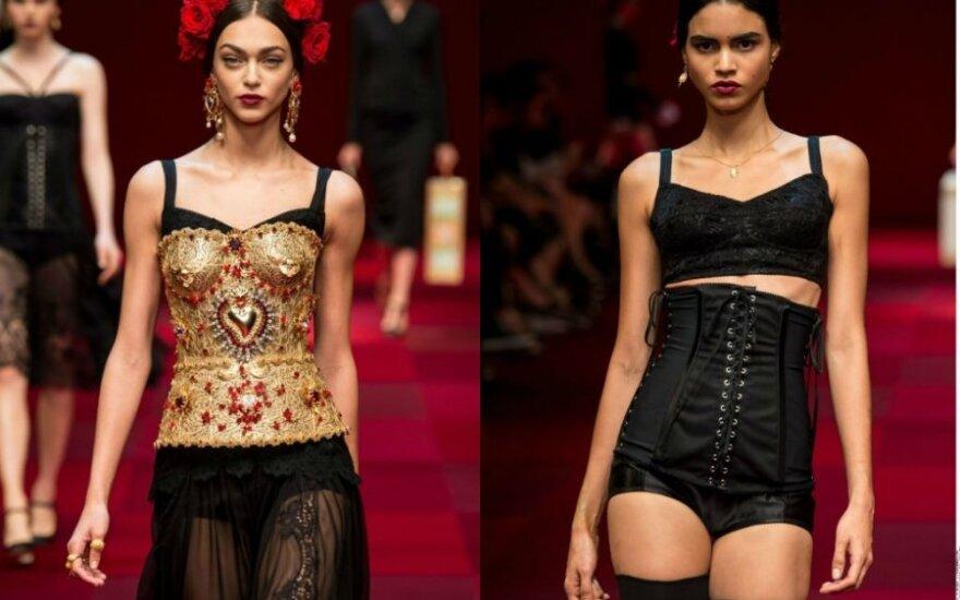 """""""Dolce&Gabbana"""" 2015 m."""