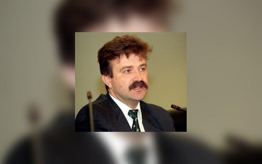 Latvijos žemės ūkio ministras Martins Roze