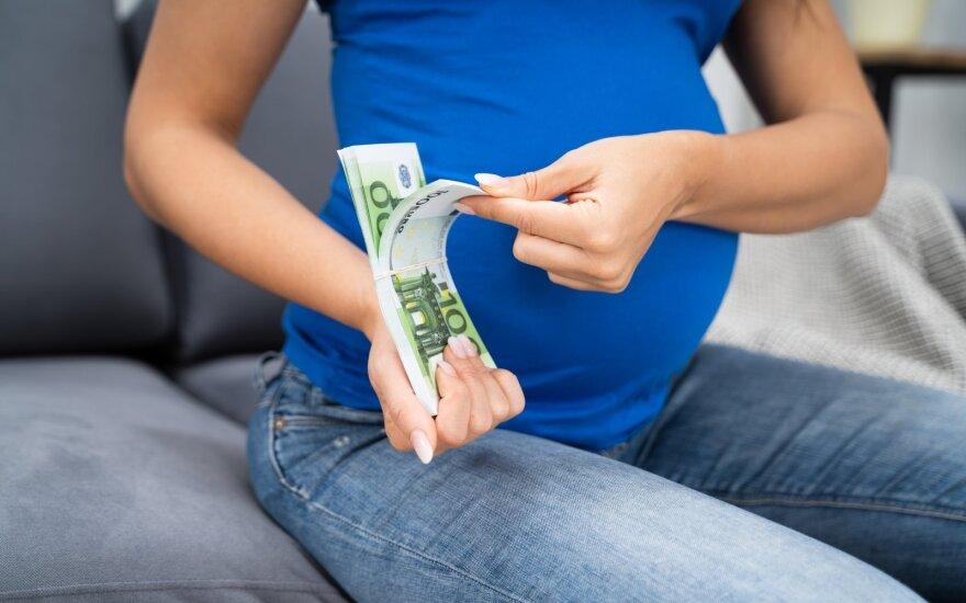 Nėštumas ir pinigai