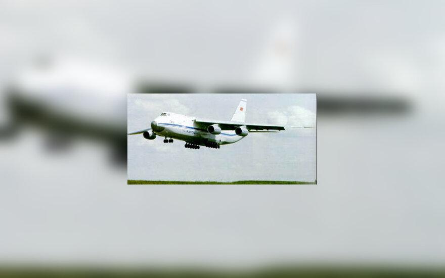 An-124 lėktuvas
