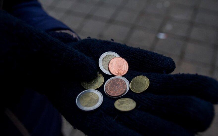 Atsiskaitymas eurais