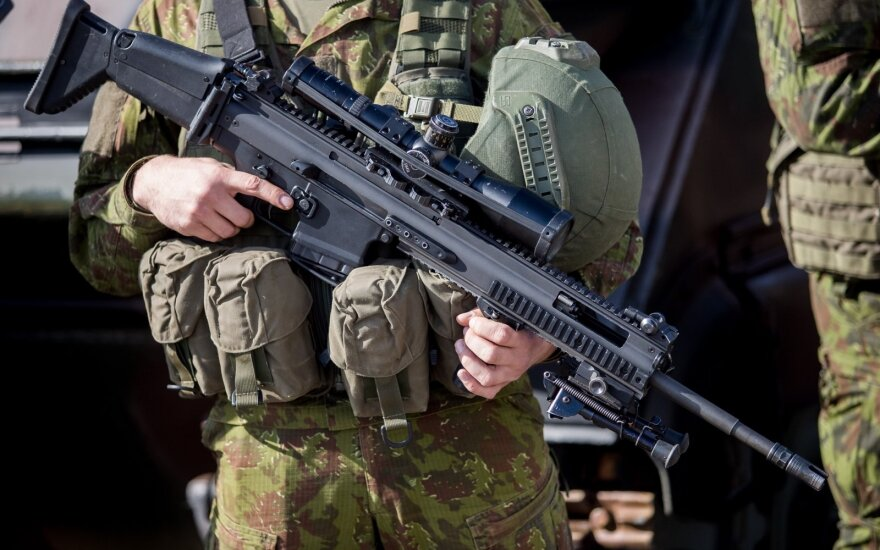 Lithuania considers sending troops to Strait of Hormuz