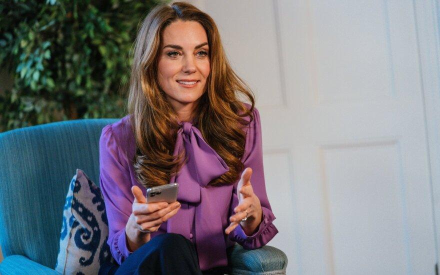 Kate Middleton, 2020 m.