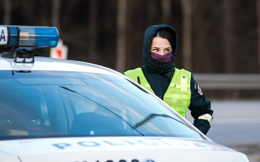 Pandemic continues: 1128 cases in Lithuania