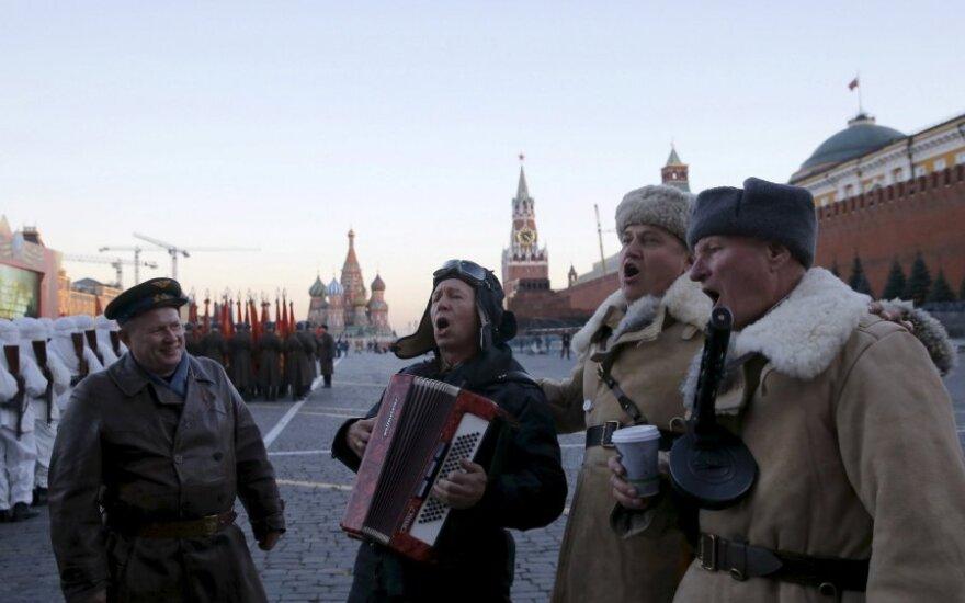 Č. Iškauskas. Kremlius šaiposi iš Lietuvos reikalavimų