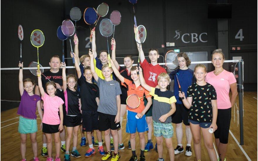 CBC vaikų grupė / Foto: R. Kanapeckas