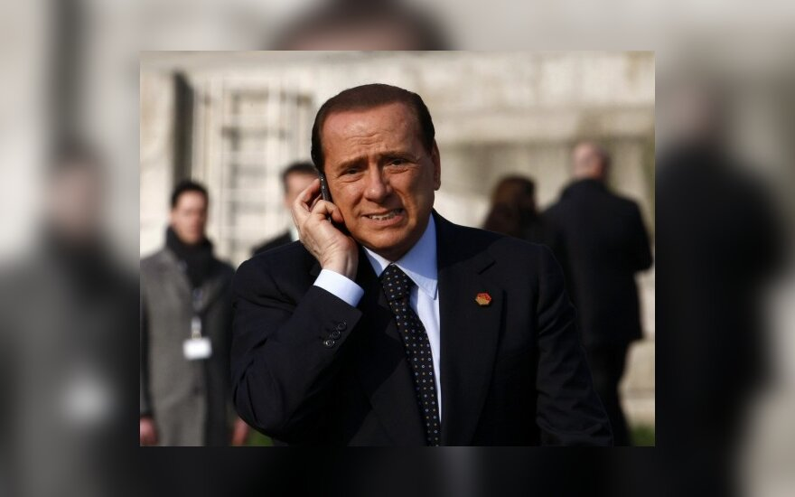 Europos Komisijos sprendimas – kirtis S. Berlusconio žiniasklaidos imperijai