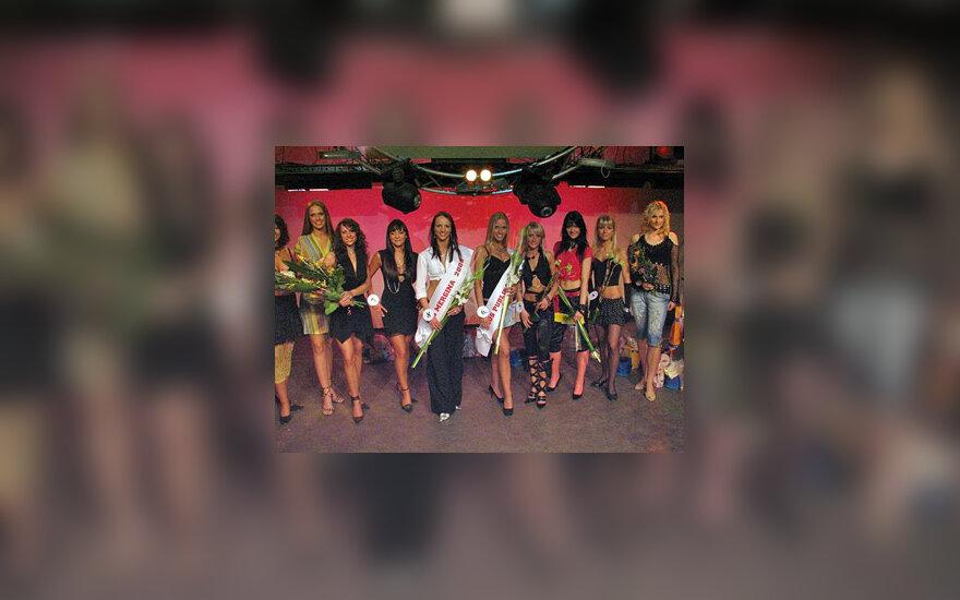 """""""Los merginos 2006"""" rinkimai"""