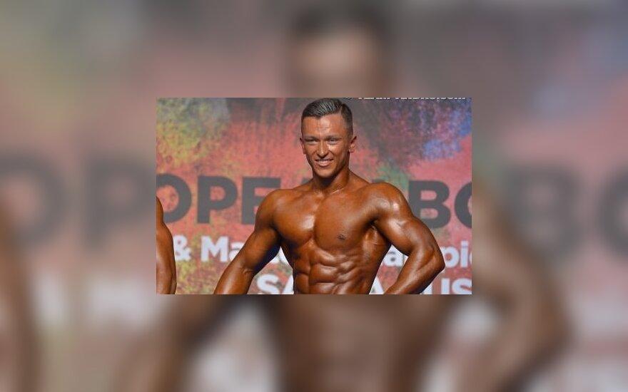 Europos kultūrizmo ir fitneso čempionate (IFBB) Lietuvai atstovavę 25 sportininkai iškovojo 7 medalius