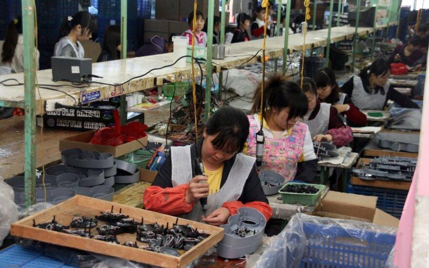 Kinija tapo didžiausia pasaulio prekybos lydere
