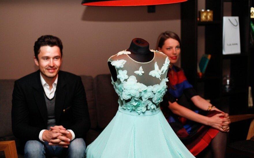 """""""Kristi Andress"""" suknelė"""