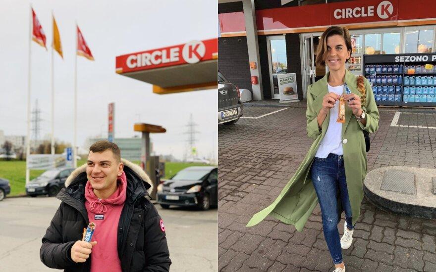 Rolandas Mackevičius ir Simona Albavičiūtė